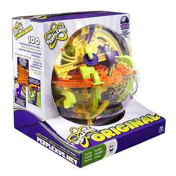 cadeau garcon 9 ans - Perplexus - 6022078 - Jeu d'Action et de Réflexe - Labyrinthe 3D