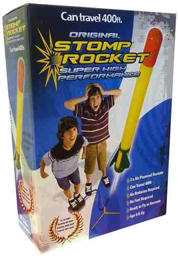 cadeau garcon 9 ans - TKC - Jeu de plein air - Kit lance-rocket