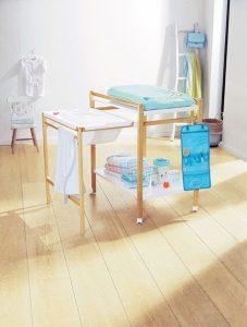 comparatif table a langer avec baignoire