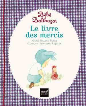 livre montessori - Le livre des mercis - pédagogie Montessori