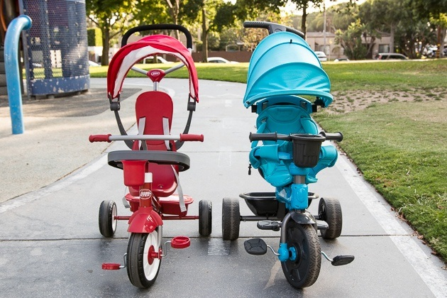 Comparatif tricycle