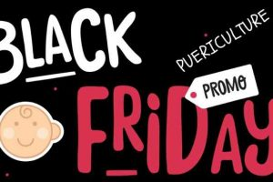 black friday puericulture