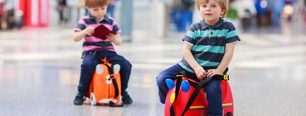 meilleure valise enfant