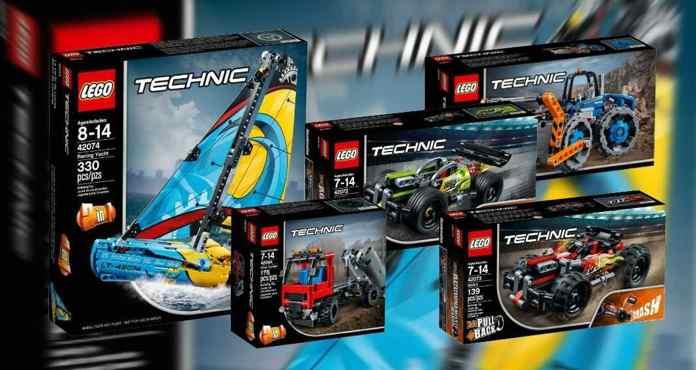promo lego technic