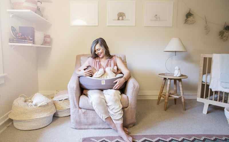 comment choisir coussin de maternite