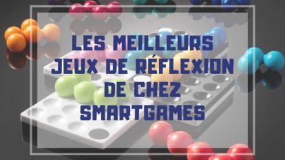 jeux de reflexion pour enfant smartgames