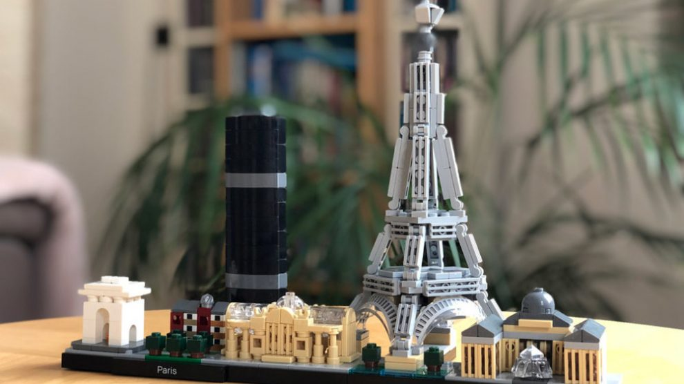meilleures boite lego architecture