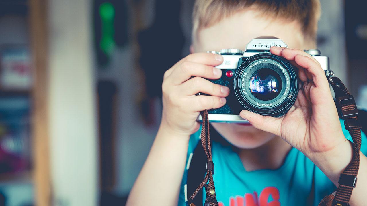 appareil photo enfant pas cher