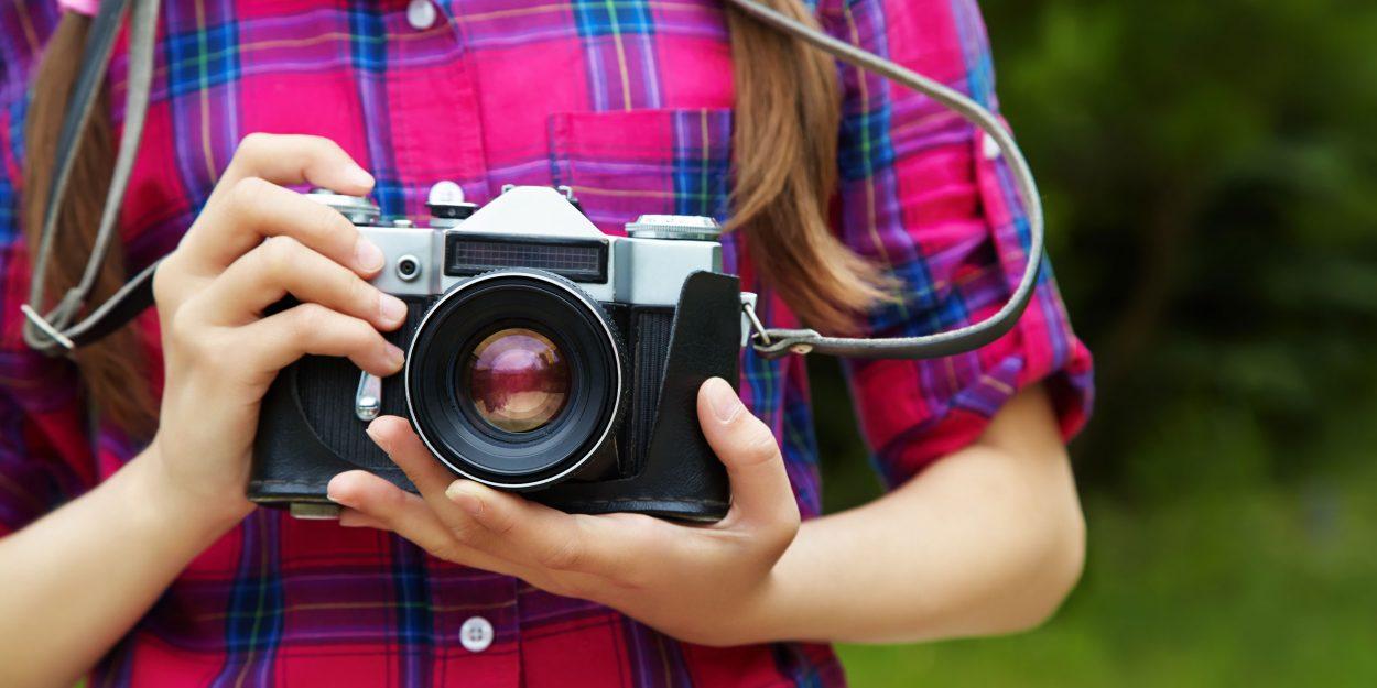 choisir un appareil photo enfant