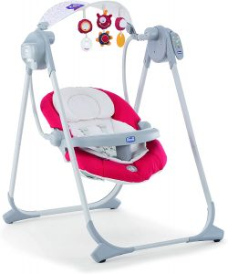 balancelle bebe Chicco Polly Swing Up