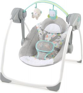 balancelle bebe Fanciful Forest
