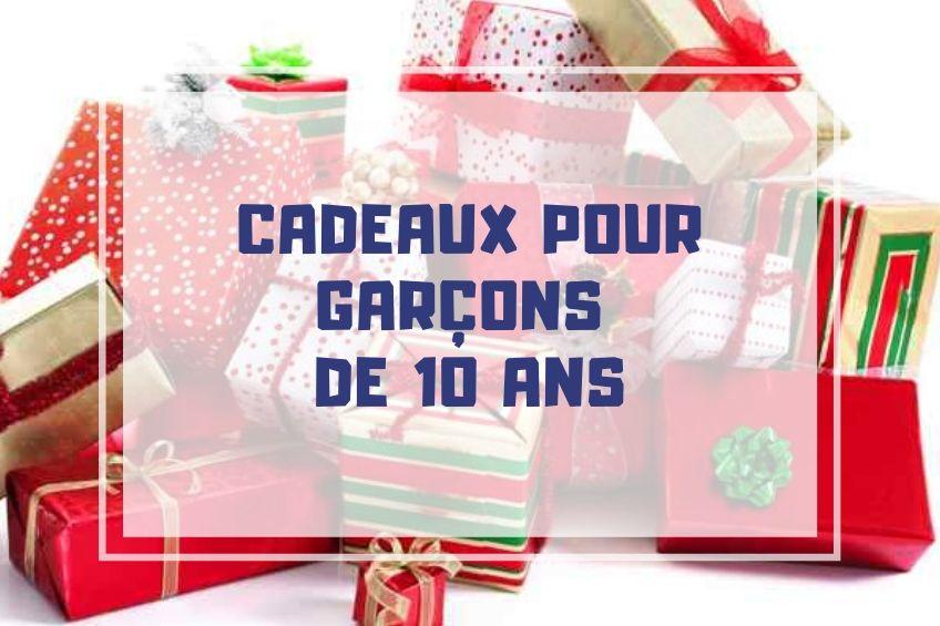 Cadeau Anniversaire 10 Ans Garcon