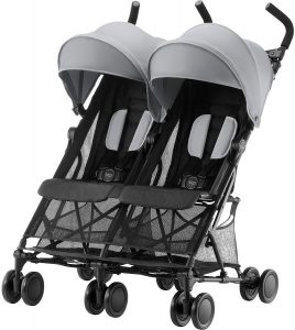 poussette canne double Britax Romer Holiday Double