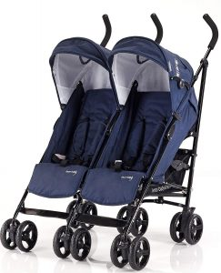 poussette canne double Knorr-Baby 832200