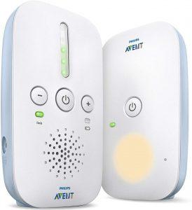 babyphone Philips Avent SCD503:26