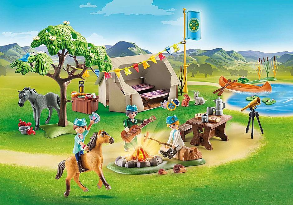 Camps de vacances spirit riding free
